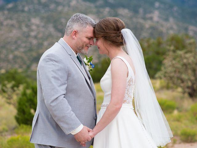 Alison and Matt's Wedding in Albuquerque, New Mexico 33
