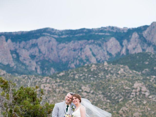 Alison and Matt's Wedding in Albuquerque, New Mexico 34