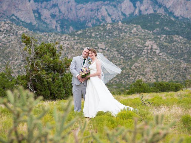 Alison and Matt's Wedding in Albuquerque, New Mexico 35