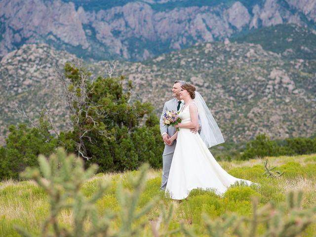 Alison and Matt's Wedding in Albuquerque, New Mexico 36