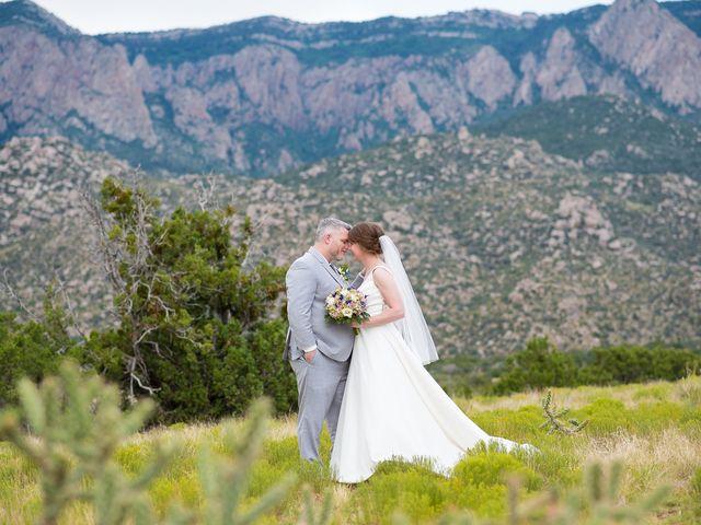 Alison and Matt's Wedding in Albuquerque, New Mexico 37