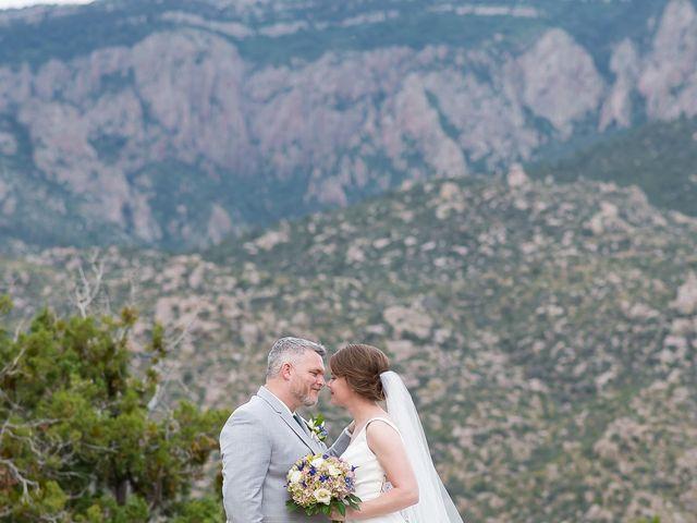 Alison and Matt's Wedding in Albuquerque, New Mexico 38