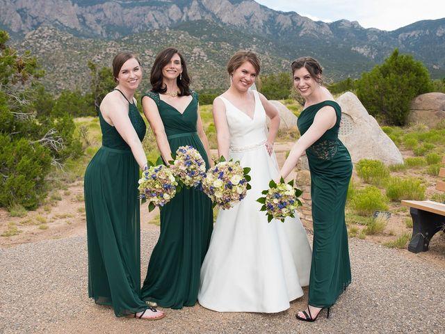 Alison and Matt's Wedding in Albuquerque, New Mexico 39