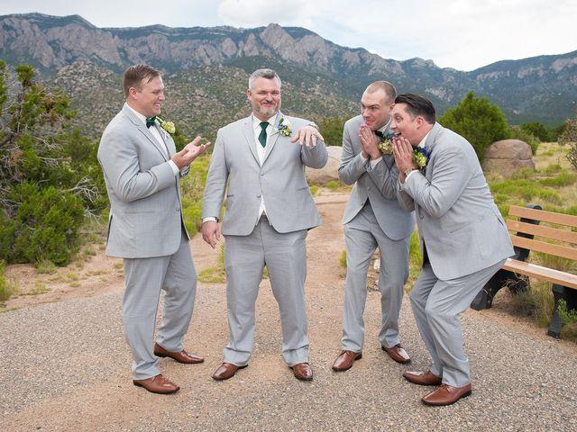 Alison and Matt's Wedding in Albuquerque, New Mexico 40