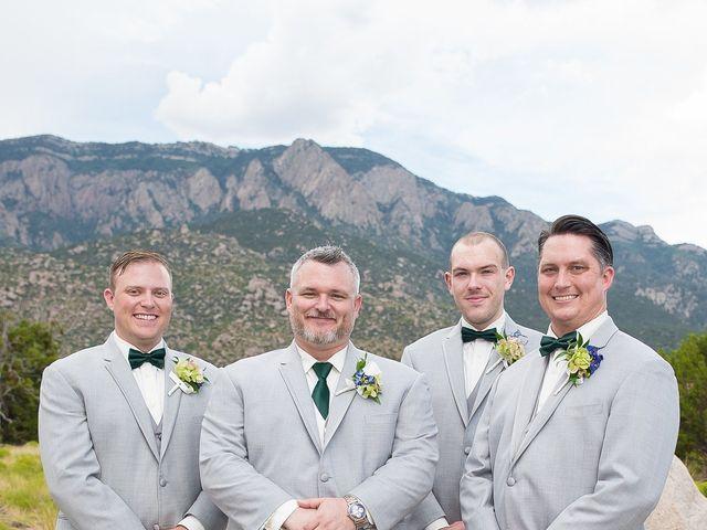 Alison and Matt's Wedding in Albuquerque, New Mexico 41