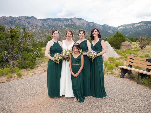Alison and Matt's Wedding in Albuquerque, New Mexico 42