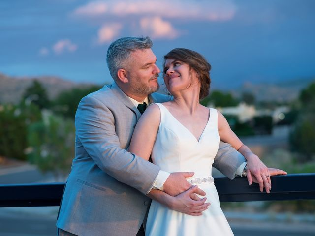 Alison and Matt's Wedding in Albuquerque, New Mexico 2