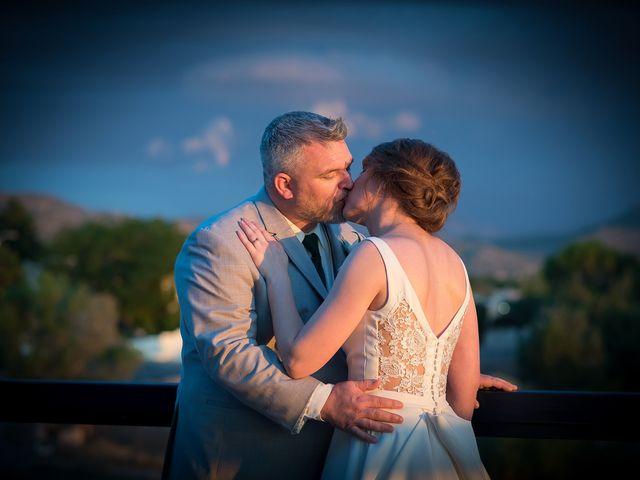 Alison and Matt's Wedding in Albuquerque, New Mexico 44