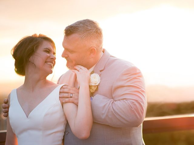 Alison and Matt's Wedding in Albuquerque, New Mexico 45