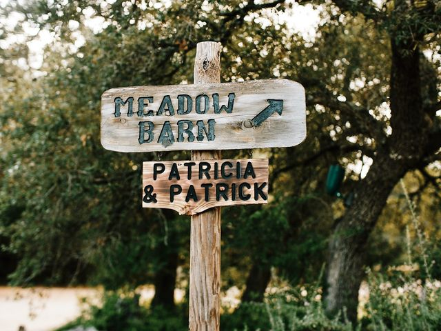 Patrick and Patricia's Wedding in Driftwood, Texas 3