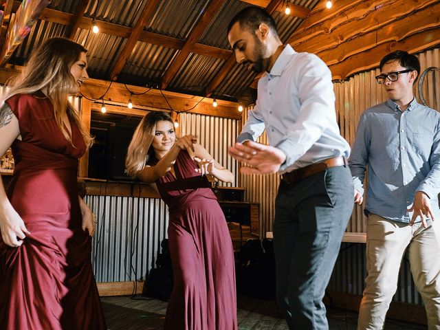 Patrick and Patricia's Wedding in Driftwood, Texas 8