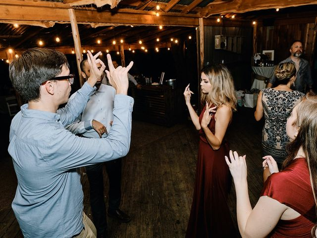 Patrick and Patricia's Wedding in Driftwood, Texas 10