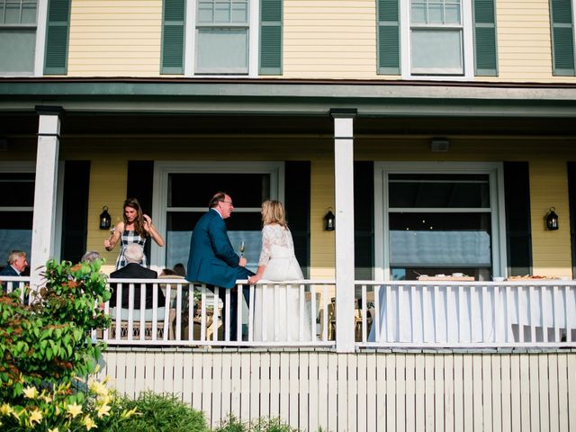 Richard and Kristin's Wedding in Chebeague Island, Maine 20