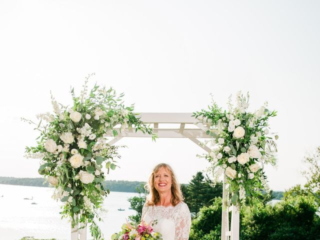 Richard and Kristin's Wedding in Chebeague Island, Maine 23
