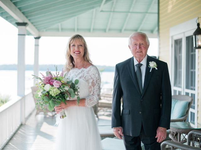 Richard and Kristin's Wedding in Chebeague Island, Maine 36