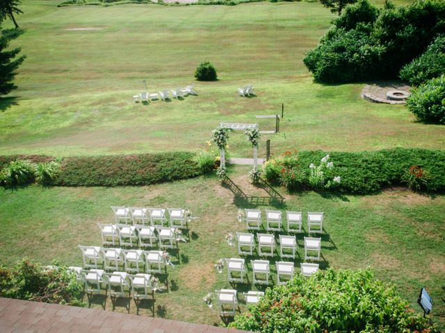 Richard and Kristin's Wedding in Chebeague Island, Maine 40