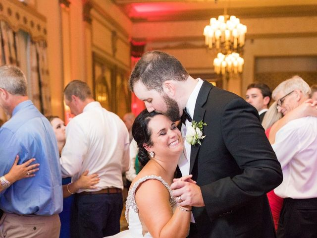 Christopher and Emily's Wedding in Greenville, South Carolina 3