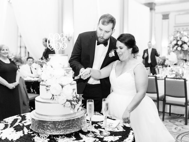 Christopher and Emily's Wedding in Greenville, South Carolina 4