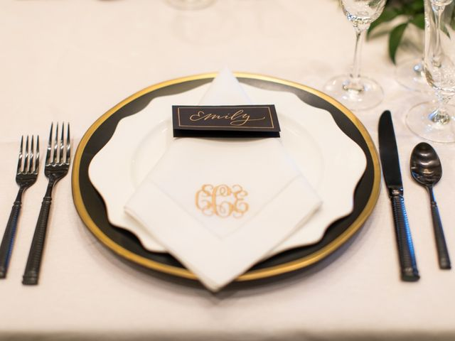 Christopher and Emily's Wedding in Greenville, South Carolina 11