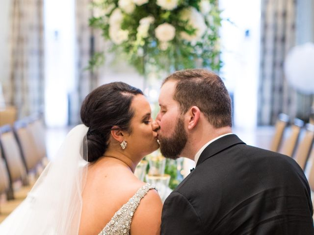 Christopher and Emily's Wedding in Greenville, South Carolina 13