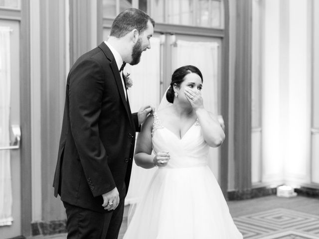 Christopher and Emily's Wedding in Greenville, South Carolina 15