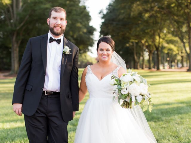 Christopher and Emily's Wedding in Greenville, South Carolina 17