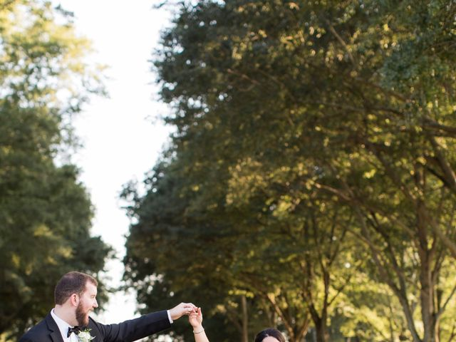 Christopher and Emily's Wedding in Greenville, South Carolina 19