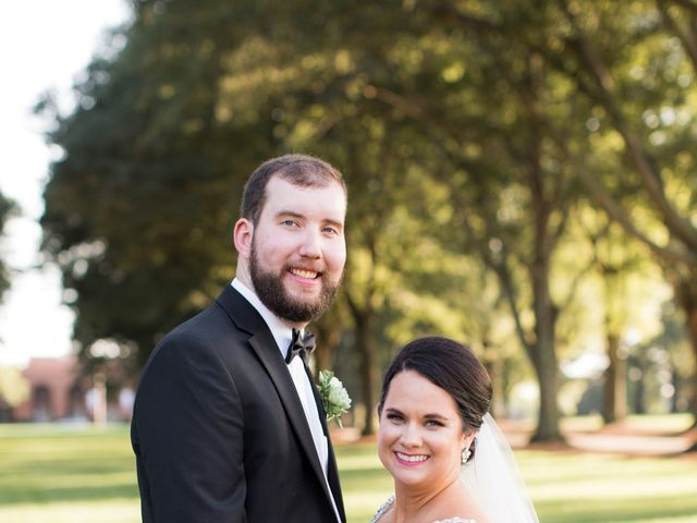 Christopher and Emily's Wedding in Greenville, South Carolina 20