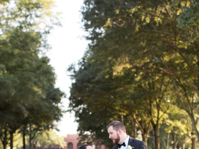 Christopher and Emily's Wedding in Greenville, South Carolina 21