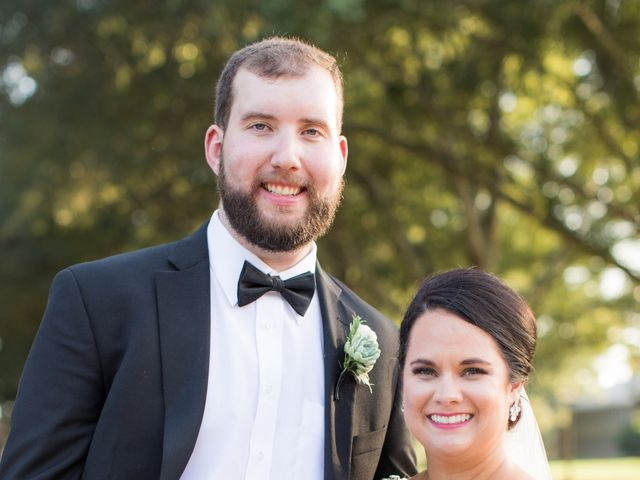 Christopher and Emily's Wedding in Greenville, South Carolina 22