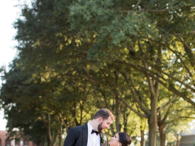 Christopher and Emily's Wedding in Greenville, South Carolina 23