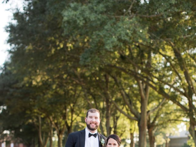 Christopher and Emily's Wedding in Greenville, South Carolina 24