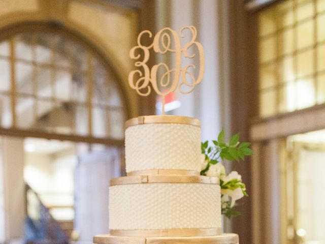 Christopher and Emily's Wedding in Greenville, South Carolina 36