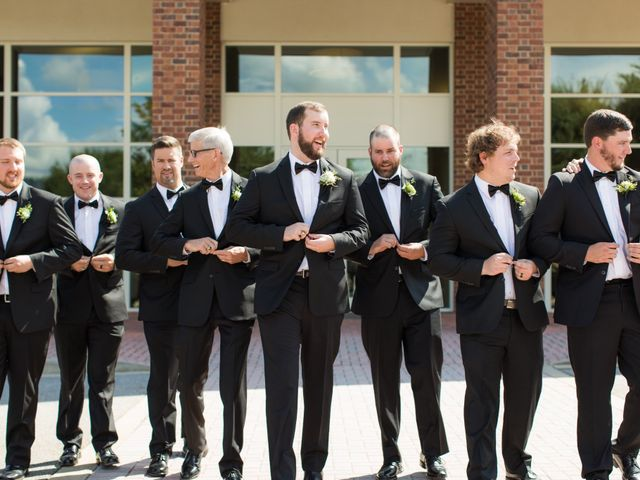 Christopher and Emily's Wedding in Greenville, South Carolina 51