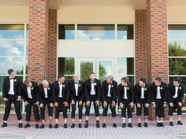 Christopher and Emily's Wedding in Greenville, South Carolina 52