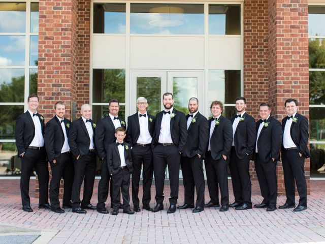 Christopher and Emily's Wedding in Greenville, South Carolina 53