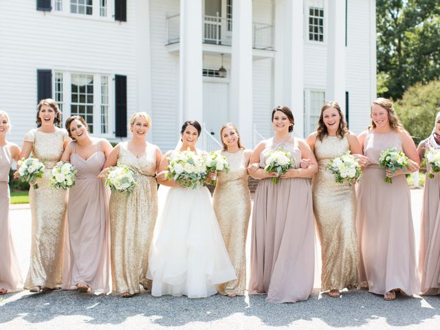 Christopher and Emily's Wedding in Greenville, South Carolina 58