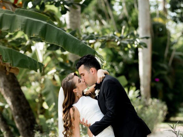 Manuel and Rina's Wedding in Rio Grande, Puerto Rico 57