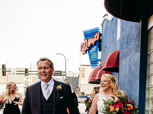 Joe and Anita's Wedding in Minneapolis, Minnesota 21