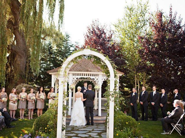 Jo and Bobby's wedding in Washington 5