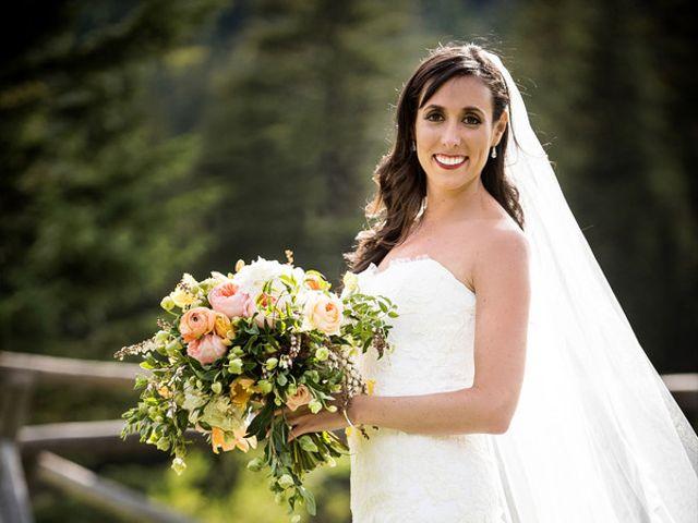 Alyssa and David's Wedding in Big Sky, Montana 4