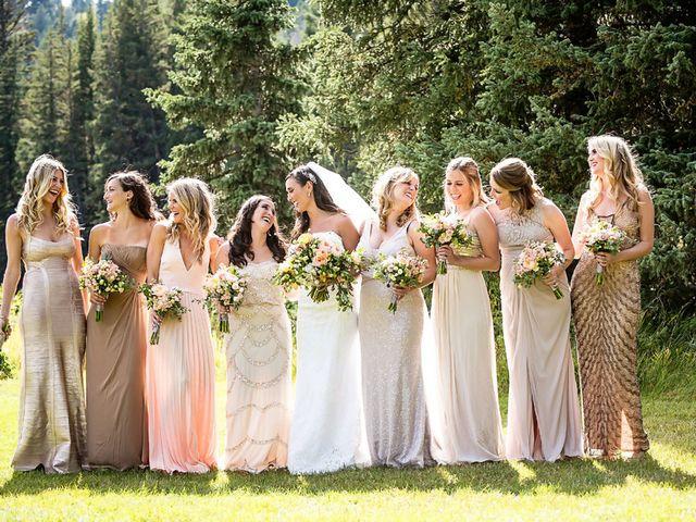 Alyssa and David's Wedding in Big Sky, Montana 6