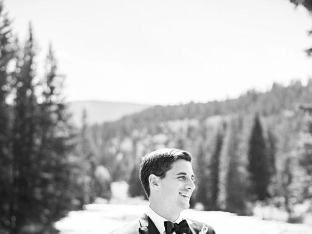 Alyssa and David's Wedding in Big Sky, Montana 8