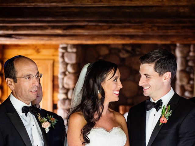 Alyssa and David's Wedding in Big Sky, Montana 11
