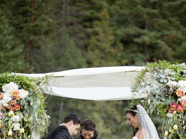 Alyssa and David's Wedding in Big Sky, Montana 20