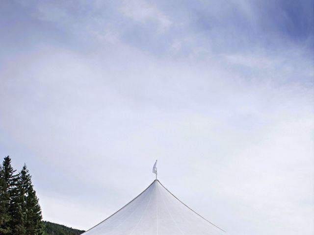 Alyssa and David's Wedding in Big Sky, Montana 26