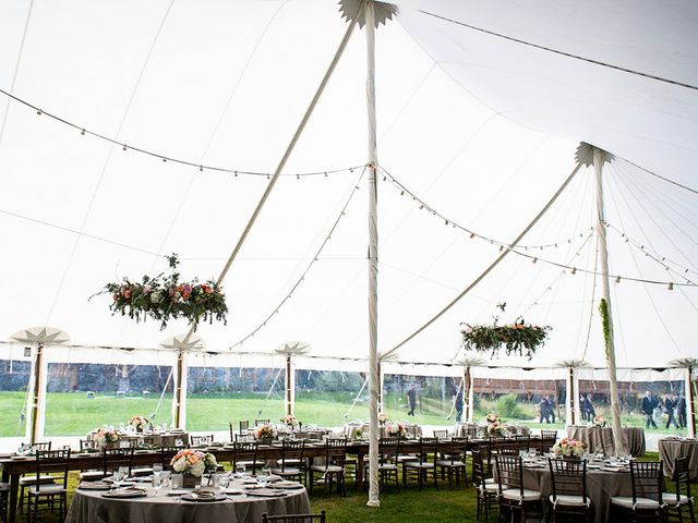 Alyssa and David's Wedding in Big Sky, Montana 27