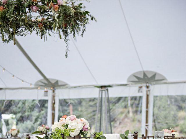 Alyssa and David's Wedding in Big Sky, Montana 31