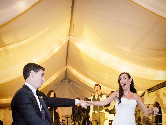 Alyssa and David's Wedding in Big Sky, Montana 34