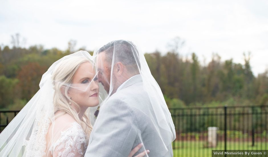 Eric and Caitlyn's Wedding in Charlotte, North Carolina